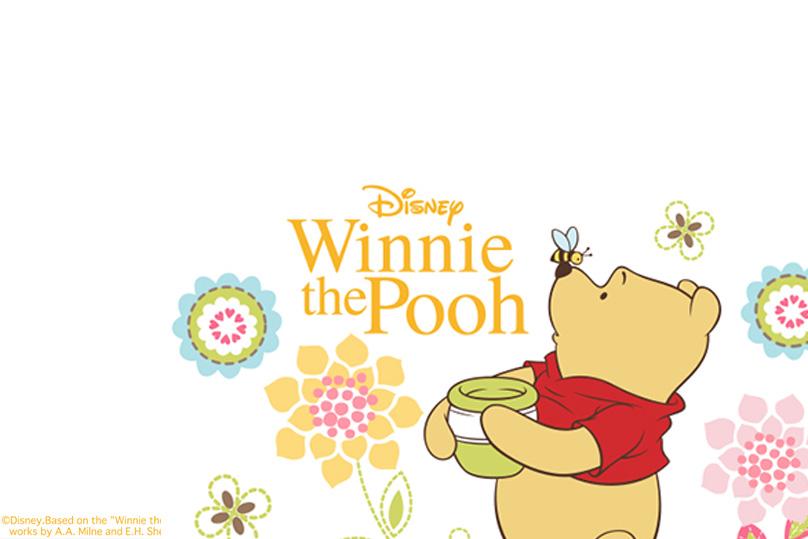 くまのプーさん (Winnie-the-Pooh)