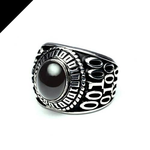 ONYX 0010 ハイブリッドカレッジリング M / 指輪
