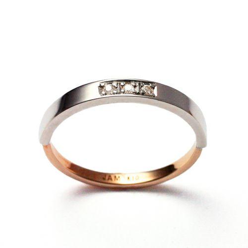ジャムラブリング M -FLAT- / 指輪
