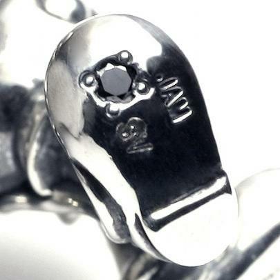 """【JAM HOME MADE(ジャムホームメイド)】ミッキー""""MICKEY"""" ネックレス TYPE 1 メンズ レディース シルバー 925 人気 ブランド おすすめ ディズニー"""