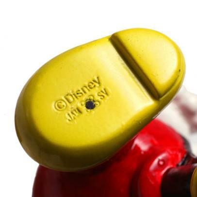 """ネックレス / ミッキー""""MICKEY"""" ネックレス XXXL -FULLCOLOR- メンズ シルバー ブラック 925 人気 ブランド おすすめ ディズニー"""