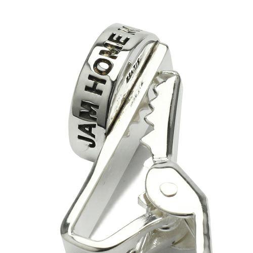 【JAM HOME MADE(ジャムホームメイド)】ダイヤモンドボタンタイピン メンズ シルバー 人気 おすす ブランド カフリンクス シャツ ブランド ビジネス小物 おすすめ 結婚式 ネクタイ