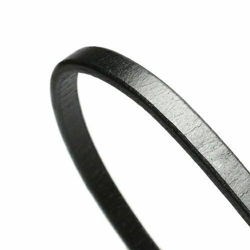 財布キーチェーン / ウォレットコード S -LaVish- メンズ レザー ヌメ革 ブラック 財布 チェーン シンプル おすすめ プレゼント ギフト 人気 ブランド