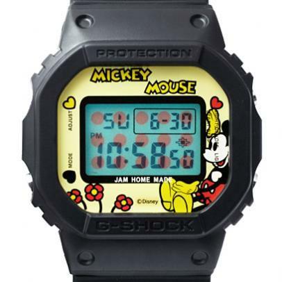 """シークレットミッキー""""MICKEY""""ウォッチ TYPE3 / 腕時計"""