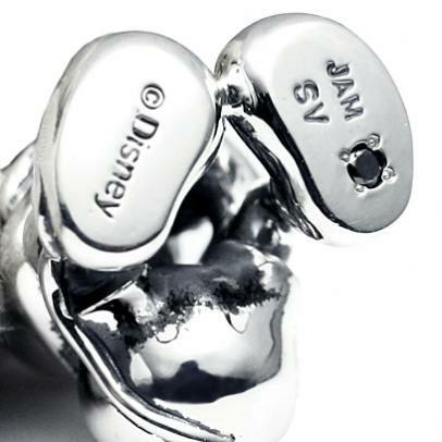 """【JAM HOME MADE(ジャムホームメイド)】ミッキーマウス""""MICKEY MOUSE""""ネックレス TYPE 2 メンズ レディース ペア シルバー 人気 おすすめ ブランド 925 ディズニー プレゼント"""