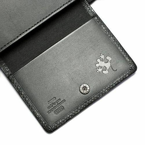 """ミッキー""""MICKEY""""アイコンミディアムウォレット / 二つ折り財布 / 財布・革財布"""