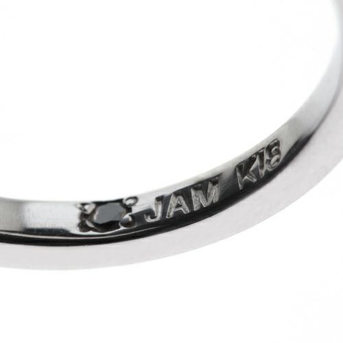 カットレスリング S -K18WG- / 結婚指輪・マリッジリング