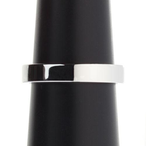 カットレスリング M -K18WG- / 結婚指輪・マリッジリング