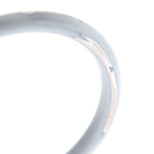 """【ジャムホームメイド(JAMHOMEMADE)】シンデレラ - """"Cinderella"""" ラウンドマリッジリング M -WHITE- / 結婚指輪・マリッジリング"""