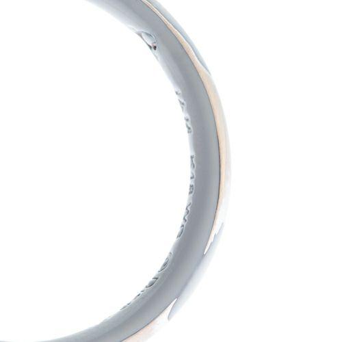 """【ジャムホームメイド(JAMHOMEMADE)】シンデレラ - """"Cinderella"""" ラウンドマリッジリング S -WHITE- / 結婚指輪・マリッジリング"""