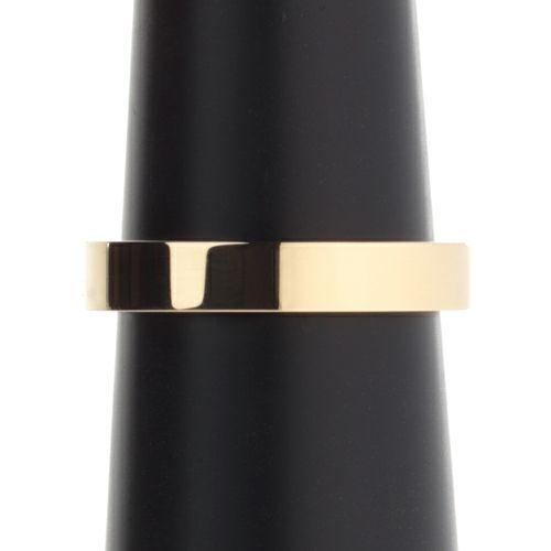【ジャムホームメイド(JAMHOMEMADE)】カットレスリング M -K18YG- / 結婚指輪・マリッジリング