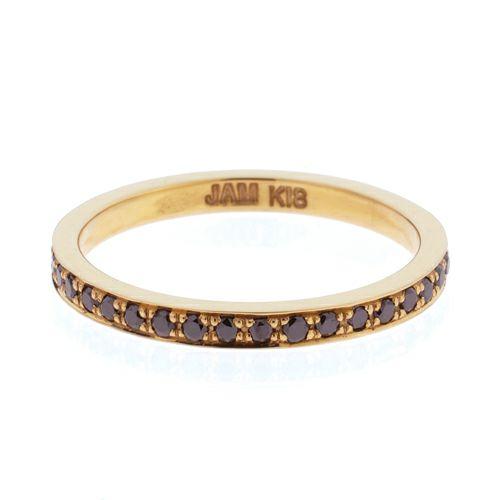 カットレスエターナルリング S -K18YG- / 結婚指輪・マリッジリング