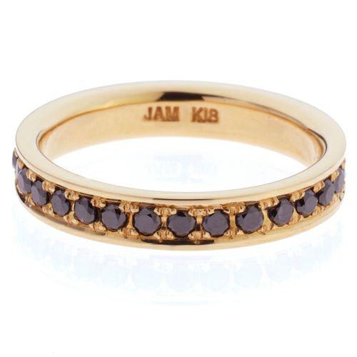 カットレスエターナルリング M -K18YG- / 結婚指輪・マリッジリング