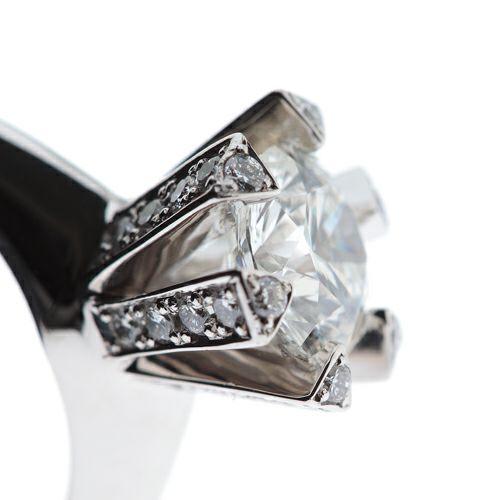 【JAM HOME MADE(ジャムホームメイド)】ファイナルダイヤモンドクラシックリング / 婚約指輪・エンゲージリング ウエディングリング