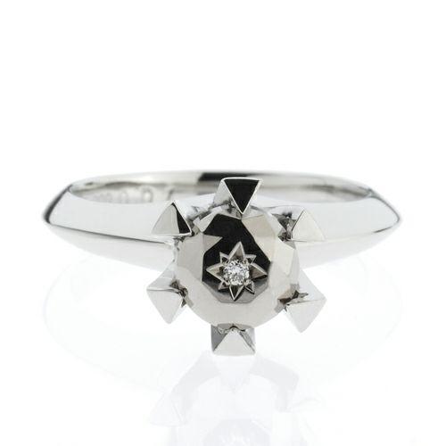 婚約指輪・エンゲージリング ウエディングリング / セミファイナルダイヤモンドクラシックリング