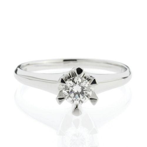 【ジャムホームメイド(JAMHOMEMADE)】3RD ダイヤモンドクラシックリング / 婚約指輪・エンゲージリング