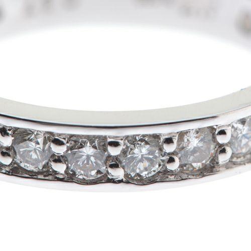 【ジャムホームメイド(JAMHOMEMADE)】3RD ダイヤモンドモダンリング / 婚約指輪・エンゲージリング