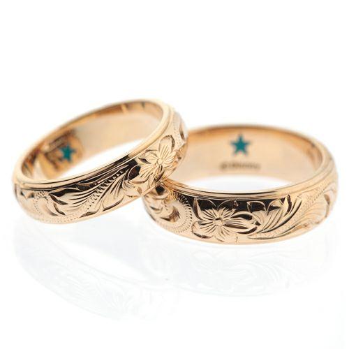 """結婚指輪・マリッジリング ウエディングリング / スティッチ - """"STITCH"""" ヘリテージリング S"""