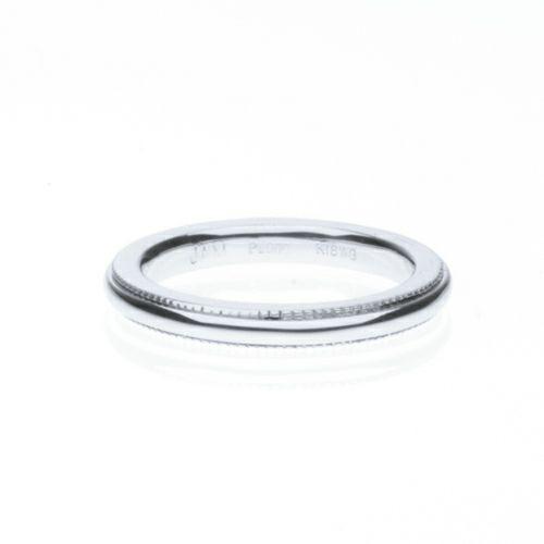 """眠れる森の美女 - """"Sleeping Beauty"""" マリッジリング S -K18 WG- / 結婚指輪・マリッジリング"""