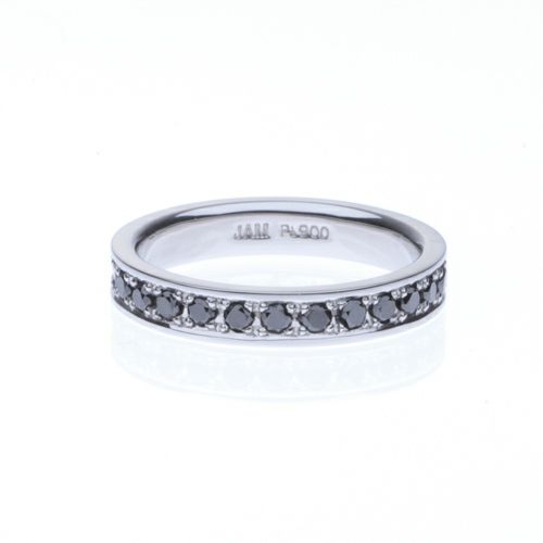 カットレスエターナルリング M -PT900- / 結婚指輪・マリッジリング