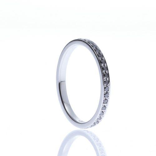 結婚指輪・マリッジリング ウエディングリング / カットレスエターナルリング S -PT900-