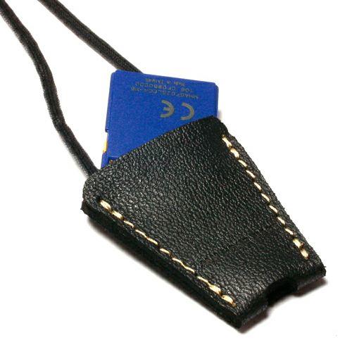 ネックレス / レザーケースセーフティピンネックレス S
