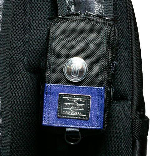 【JAM HOME MADE(ジャムホームメイド)】WEB限定 ポーター/PORTER モバイルケース -CONCHO- メンズ レディース ユニセックス ブラック ネイビー コーデュラ PVC