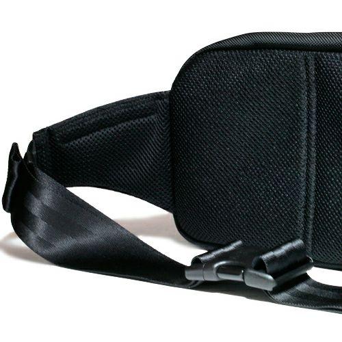【JAM HOME MADE(ジャムホームメイド)】WEB限定 ポーター/PORTER ボディバッグ -CONCHO- メンズ レディース ユニセックス ショルダー ボディ メッセンジャー コーデュラ PVC 旅行 ブラック