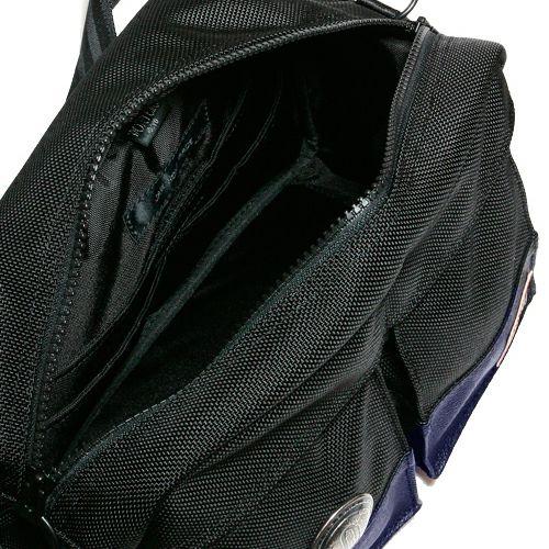 旅行用カバン / WEB限定 ポーター/PORTER ボディバッグ -CONCHO- メンズ レディース ユニセックス ショルダー ボディ メッセンジャー コーデュラ PVC 旅行 ブラック