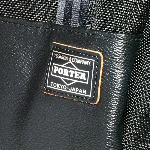 旅行用カバン / ポーター/PORTER バックパック / リュック メンズ PVC コーデュラ リュック バックパック ブラック 旅行