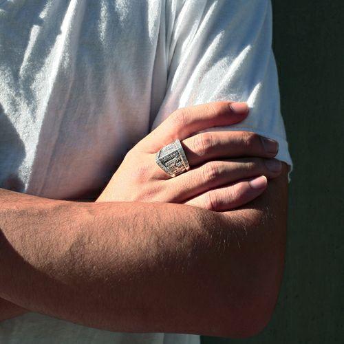 ダイヤモンドヤコブリング M / 指輪