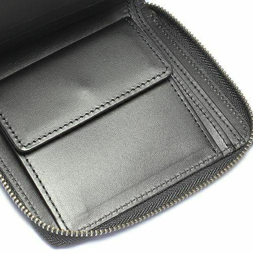 9月 誕生石ファスナーミディアムウォレット -LaVish- / 二つ折り財布 / 財布・革財布