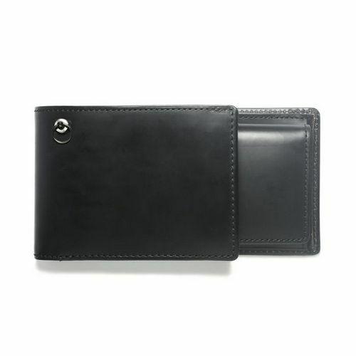 6月 誕生石セミロングウォレット  -LaVish- / 二つ折り財布