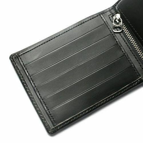 4月 誕生石セミロングウォレット  -LaVish- / 二つ折り財布