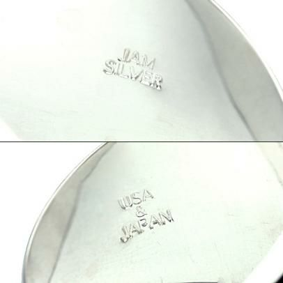 指輪 / 6月 誕生石 0010ハイブリッドカレッジリング M メンズ シルバー 人気 おすすめ ブランド スクールリング 本場 アメリカ 職人 ハンドメイド