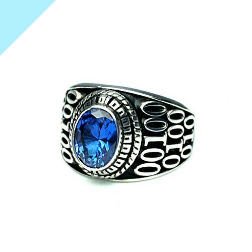 12月 誕生石 0010ハイブリッドカレッジリング S / 指輪・リング