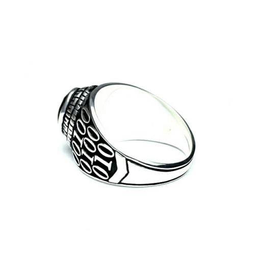 【ジャムホームメイド(JAMHOMEMADE)】8月 誕生石 0010ハイブリッド カレッジリング S / 指輪