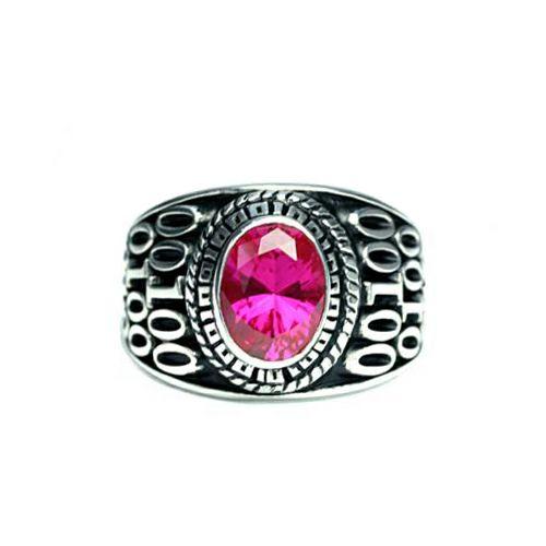 7月 誕生石 0010ハイブリッドカレッジリング S / 指輪