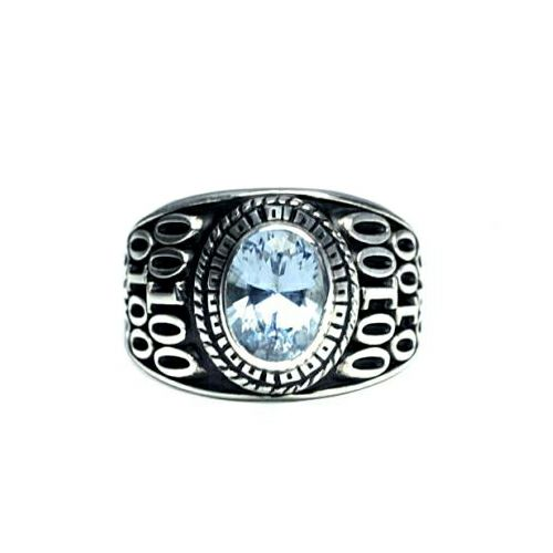 3月 誕生石 0010ハイブリッドカレッジリング S / 指輪・リング