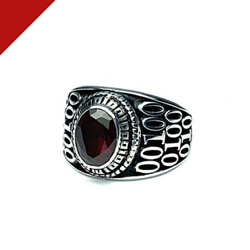 1月 誕生石 0010ハイブリッドカレッジリング S / 指輪