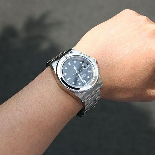 ジャムダイヤモンドウォッチ -SILVER- / 腕時計
