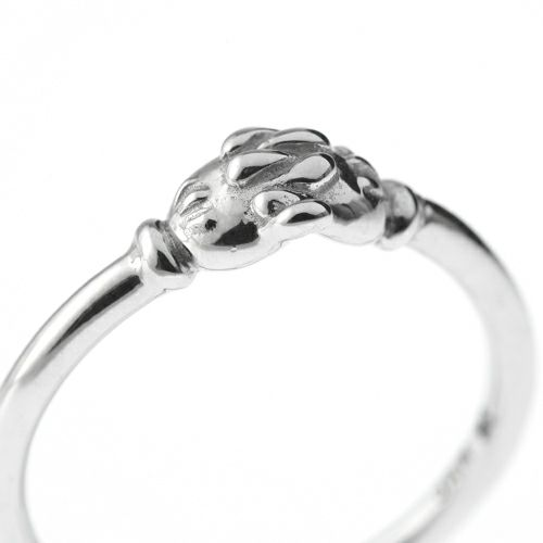 【ジャムホームメイド(JAMHOMEMADE)】ミッキー & ミニー シェイクハンド マリッジリング M -PT900- / 結婚指輪・マリッジリング