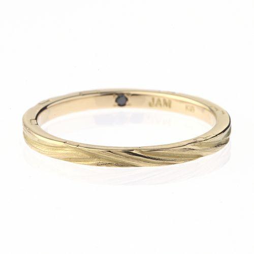 """【JAM HOME MADE(ジャムホームメイド)】ラプンツェル - """"Tangled"""" マリッジリング M / 結婚指輪・マリッジリング ウエディングリング"""