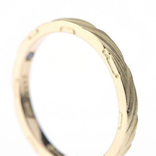 """結婚指輪・マリッジリング ウエディングリング / ラプンツェル - """"Tangled"""" マリッジリング S"""