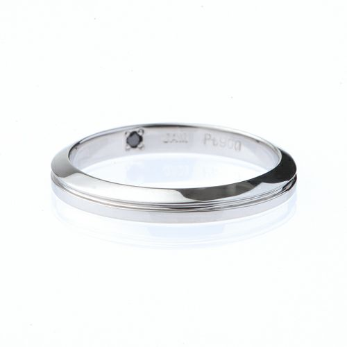 【JAM HOME MADE(ジャムホームメイド)】AB型 マリッジリング S -NEW TYPE- / 結婚指輪・マリッジリング ウエディングリング