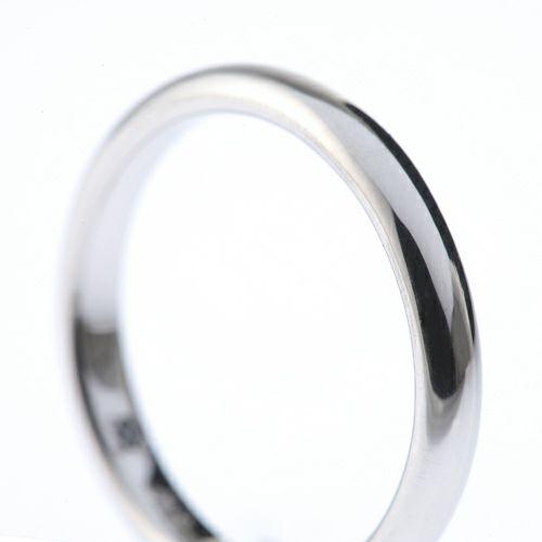 【JAM HOME MADE(ジャムホームメイド)】O型 マリッジリング M -NEW TYPE- / 結婚指輪・マリッジリング ウエディングリング