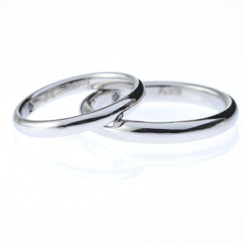 結婚指輪・マリッジリング ウエディングリング / O型 マリッジリング M -NEW TYPE-