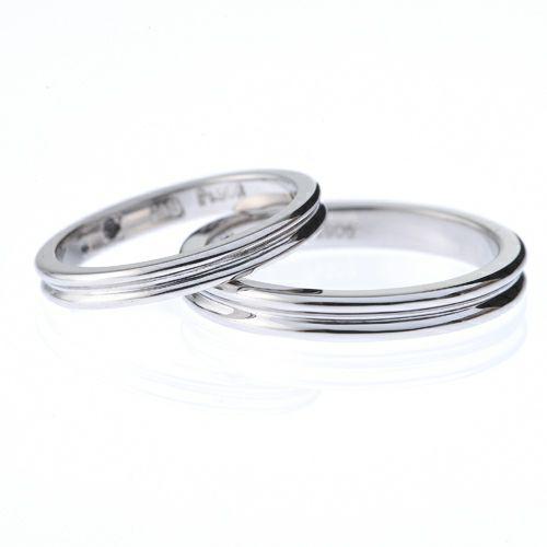 【JAM HOME MADE(ジャムホームメイド)】B型 マリッジリング S -NEW TYPE- / 結婚指輪・マリッジリング ウエディングリング