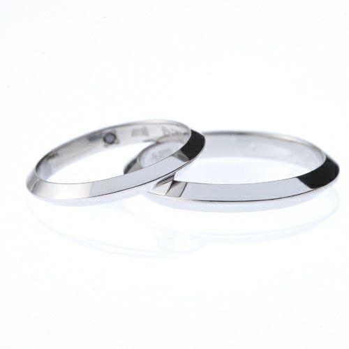 結婚指輪・マリッジリング ウエディングリング / A型 マリッジリング M -NEW TYPE-