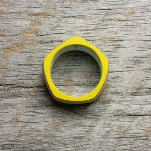 そんなバナナスライスリング LM -YELLOW- / 指輪